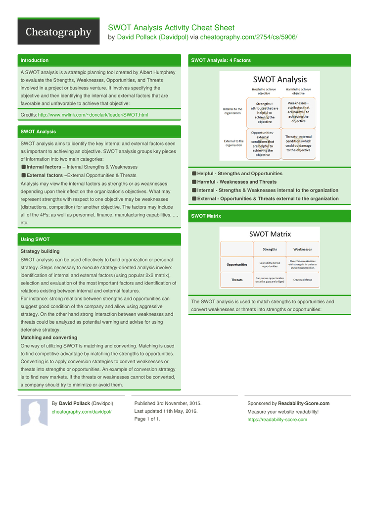 fleet sheet swot analysis 7 free swot analysis templates : download plenty of free templates like 7 free swot analysis templates in our collection see details at site.