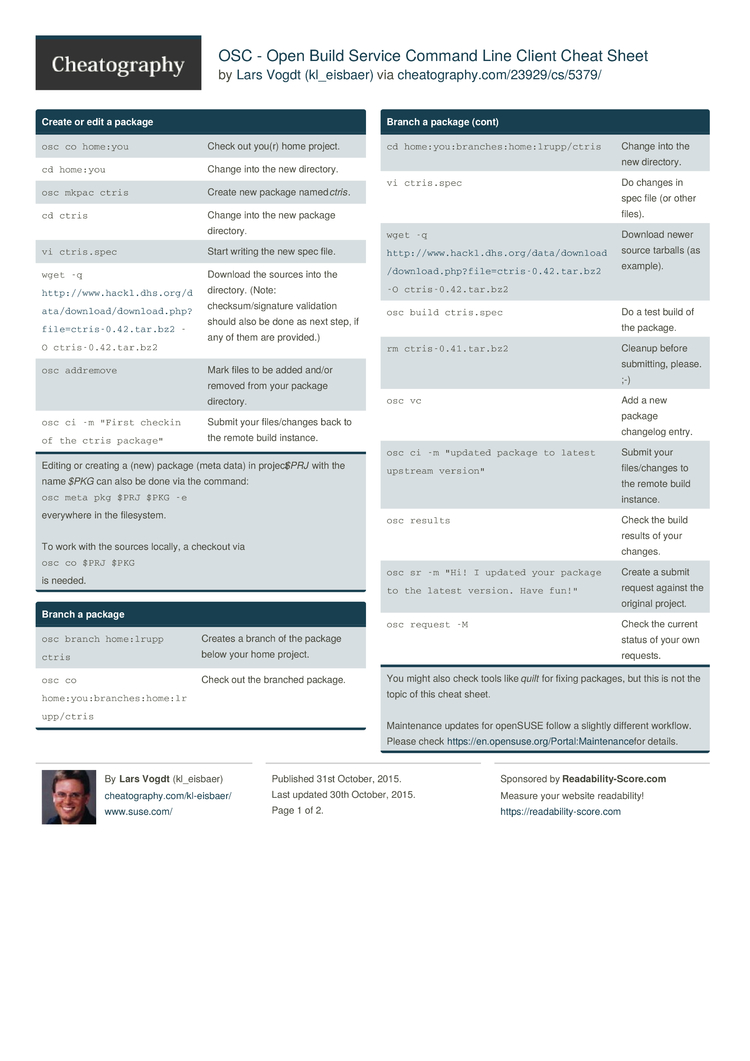 linux command line cheat sheet pdf download
